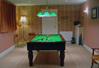 Hotel games room Torquay