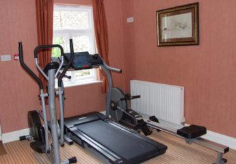 Hotel gym Torquay