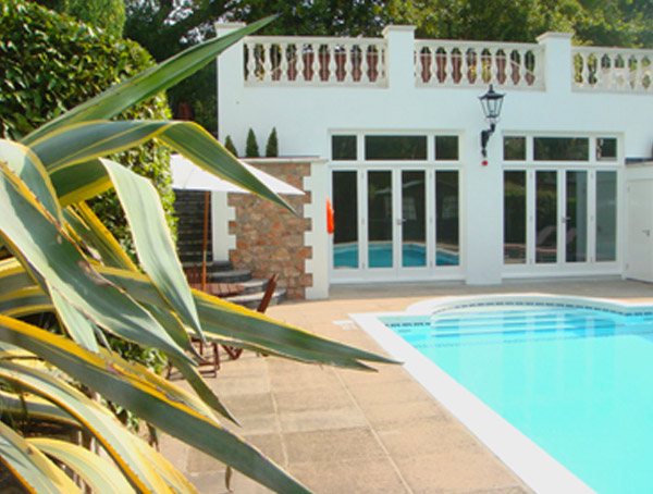 Haldon priors is a 5 star hotel in torquay with both - Hotel in torquay with indoor swimming pool ...